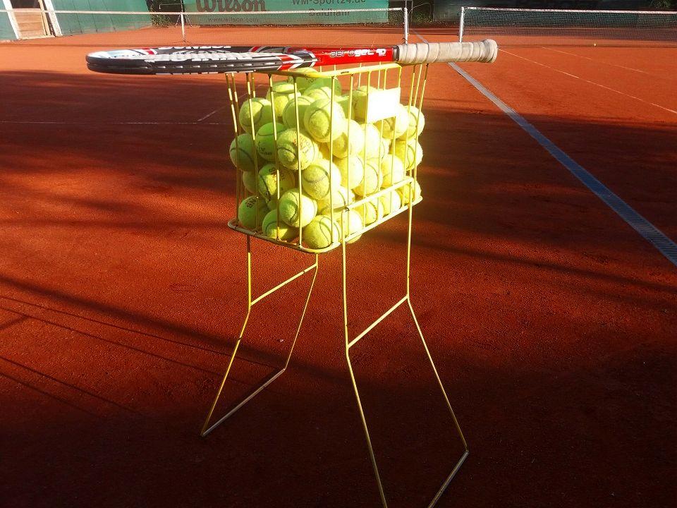 Tennis - Ballkorb