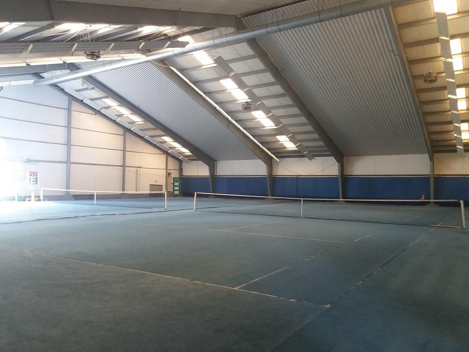 Tennis - Halle 3 und 4 Tennisland Spötzl