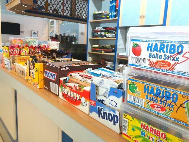 Feiern und Events - Kiosk - Süßigkeiten