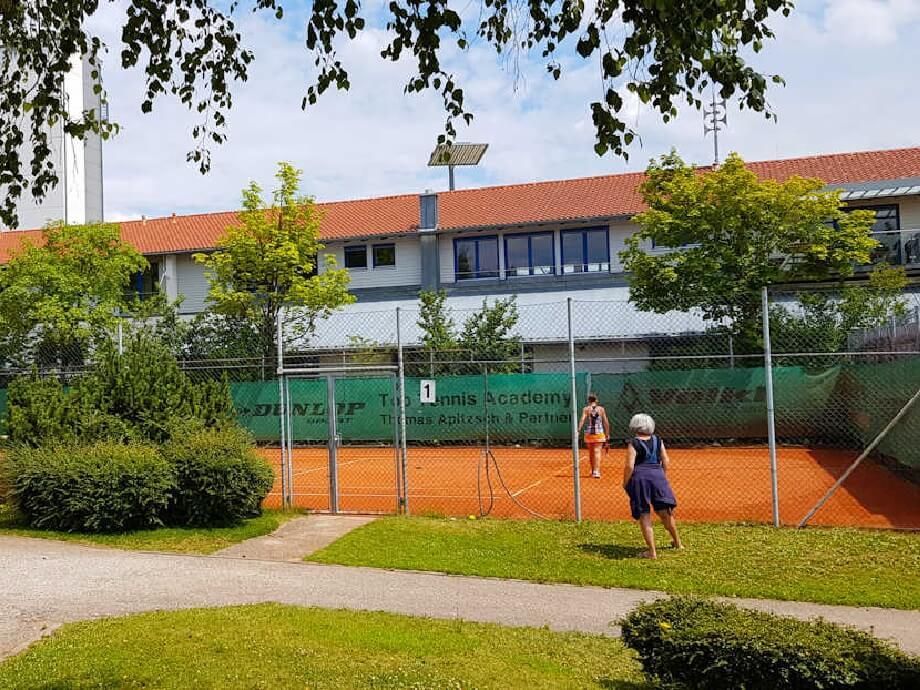 Tennis - Freiplatz 1 Tennisland